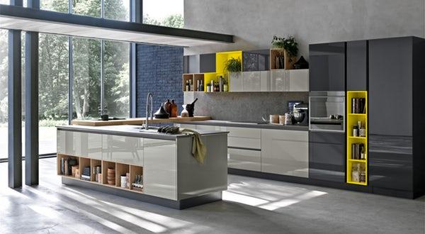Cucina moderna Stosa Alevè