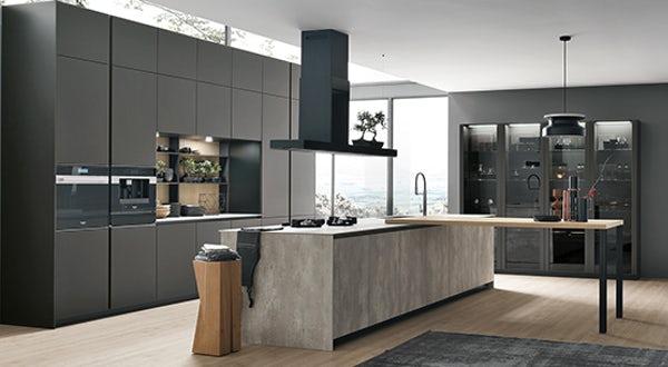 Modelli Cucine Moderne Stosa.Cucine Moderne Stosa Su Misura A Torino E Cuneo