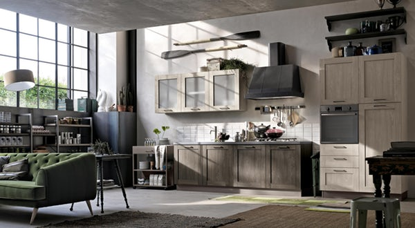 Cucina moderna Stosa City