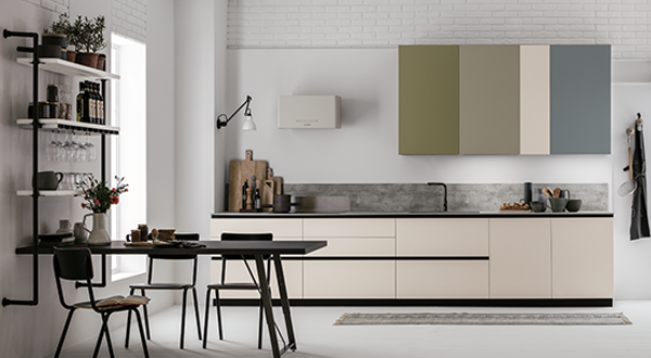 Cucina moderna Stosa Color Trend