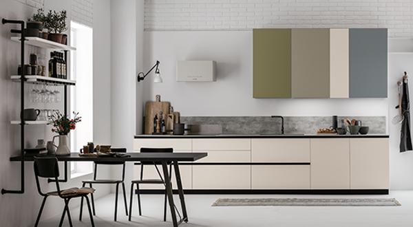 Cucina moderna Stosa Color Trend